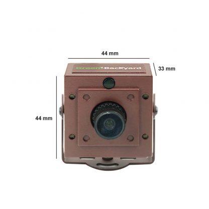 WiFi birdhouse camera